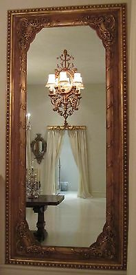 French Style Gilded Mirrors