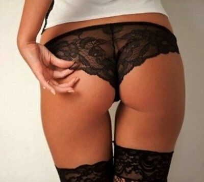 French Knickers Size 12 Lace Bikini Panties Sexy Lingerie Pants Knickers Briefs