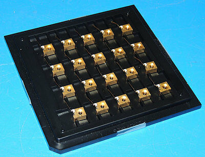 Lot 20 NEW C-Mount Package High Power 2000mW 2W 808nm Laser Diode Modules