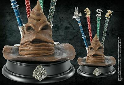 Harry Potter : SORTING HAT PEN DISPLAY from The Noble Collection NOB7284