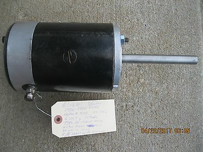 6 volt Starter 1932 - 1955 Ford Car, Truck  1933 1934 1935 1936 1937 1938 1939