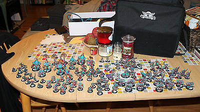 Protectorate of Menoth decently painted army lot - best offered preferred