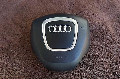 AUDI A3 A4 A6 A8 Q5 Q7 S4 RS4 4-SPOKE air bag Driver WHEEL AIRBAG COVER