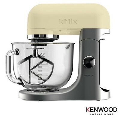 Kenwood KMix Cream Stand Mixer 5L KMX52G Kitchen Appliance Retro