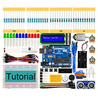 FREENOVE RFID STARTER Kit with UNO R3 (Arduino-Compatible