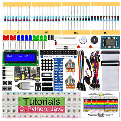 FREENOVE SUPER STARTER Kit for Arduino without Uno R3