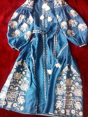 Ukrainian embroidery, embroidered dress, ANY COLOR, XS - 4XL, Ukraine