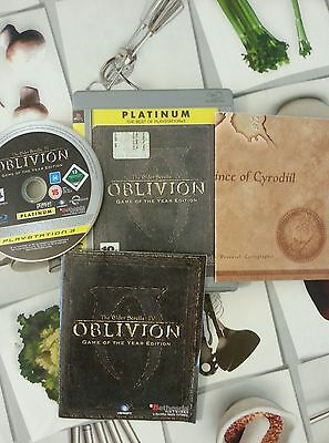 Oblivion Game of the Year Edition Ps3