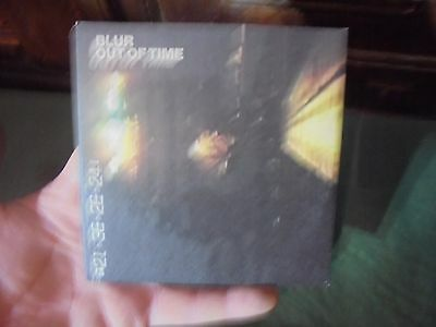 BLUR_Out Of Time_used CD-s single_ships from AUS_zz21_A5