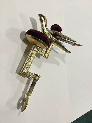 Waterman Sewing Bird Dated 1853 Excellent !!!!!!!