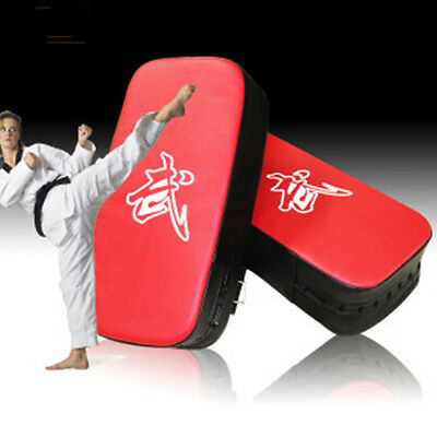 Muay Thai Martial Art Boxing Target Punch Pad Sparring Mma