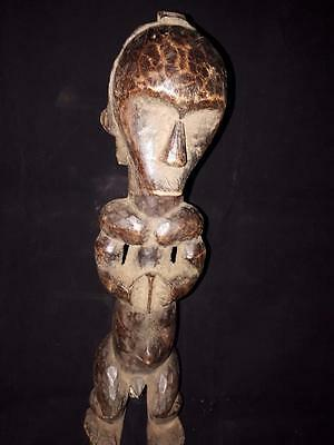 Old Tribal Idoma figure - Nigeria Africa fes-57939