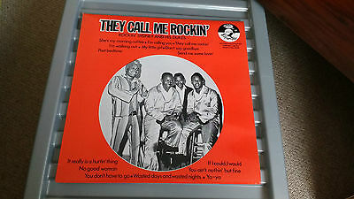 They Call Me Rockin' Rockin Sydney And His Dukes - Lp Record