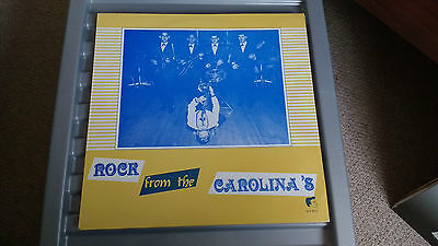 Rock From The Carlina's White Label V/a Louis Fittens & The Sabres/don's Rockers