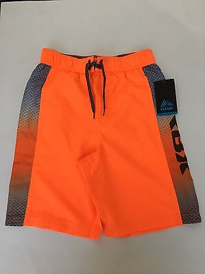 NEW Boys RBX Swim Trunks Board Shorts - Size M