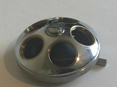 Carl Zeiss 5 Objective Nosepiece Turret for WL & Standard Microscopes