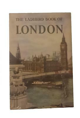 THE LADYBIRD BOOK OF LONDON 2015 Edition Series 618 Brand New