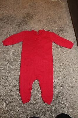 Baby Girls Playsuit From Matalan Size 6-9 Months