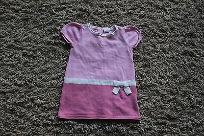 Baby Girls Tunic Dress From H&m Size 9-12 Months