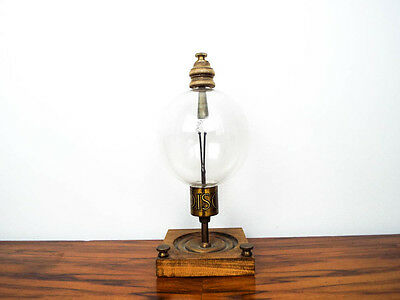 Vintage Edison Incandescent Light Bulb Store Lighting Display 1970s