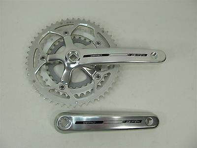 FSA VERO RPM CFJ/CFM CRANKSET 165mm TRIPLE CHAINRING 50-39-30 TOOTH