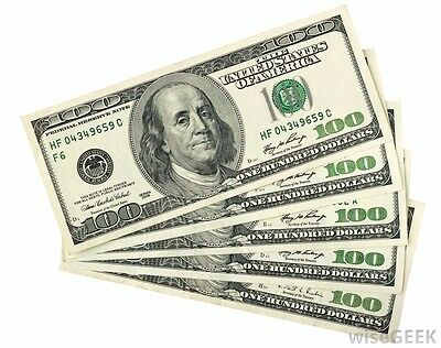federal reserve notes cash advance real money us dollars