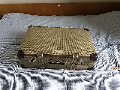 antique trunk suitcase cool