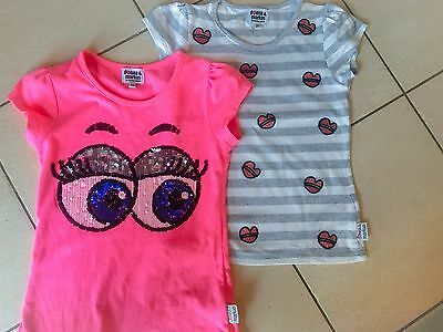 girls tops By Donna & Marcus Age 6