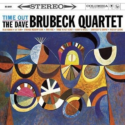 Dave Brubeck Time Out Analogue Productions 200g 45RPM Vinyl 2-LP AAPJ 8192-45