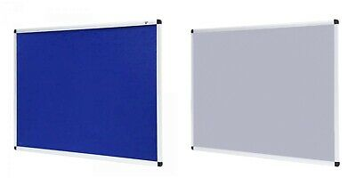 FELT NOTICE BOARD 900 x 600 + 1200 x 900 mm FREE 48 HR DELIVERY SPECIAL OFFER