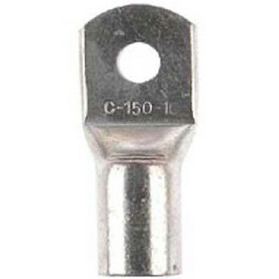 Cabac COPPER CABLE LUG 150mm Square, Standard Shaft*AUS Brand- 10mm,12mm Or 16mm
