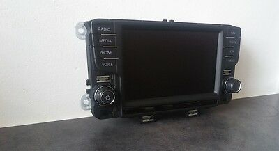 """Media Touch Navigation Screen Display VW Polo 6C0919603A 6,5"""""""