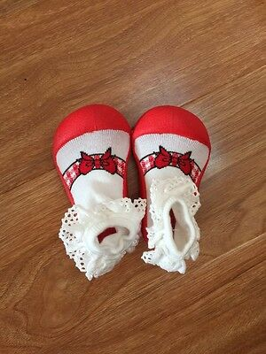 Brand New Attipas Ballet Pre Walker Baby Shoes
