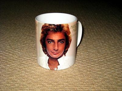 Barry Manilow Greatest Hits Advertising MUG