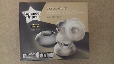 Tommee Tippee Brand Closer To Nature Electric Breast Pump