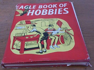 Eagle Book Of Hobbies, 1958