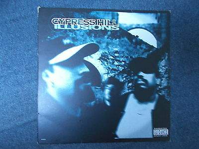 "Cypress Hill Illusions 12"" Ruffhouse Records 1996 662905 6"