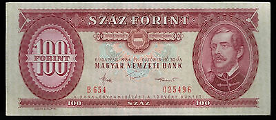 Hungary 1984 100 Forint Banknote