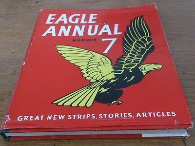 Eagle Annual No 7, With Dustwrapper
