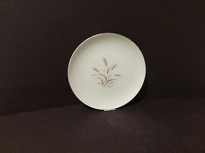 Vintage Fine China of Japan, Gemini Wheat Bread & Butter Plate  (S6