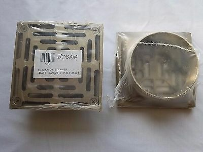 Josam 5S NIKALOY STRAINER NEW in Package