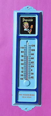 Advertising Popsicle Thermometer