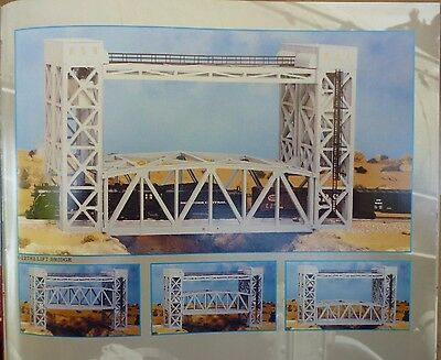 Lionel 6-12782 Lift Bridge (Factory Sealed)