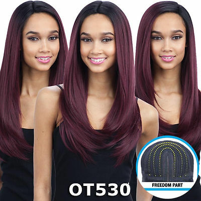 Freetress Equal Synthetic Freedom Part Lace Front Wig - Freedom Part 201