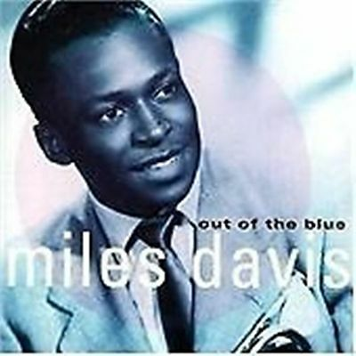 Miles Davis - Out of the Blue NEW CD