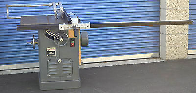 Rockwell / Delta Unisaw Table Saw, Unifence and UniGuard