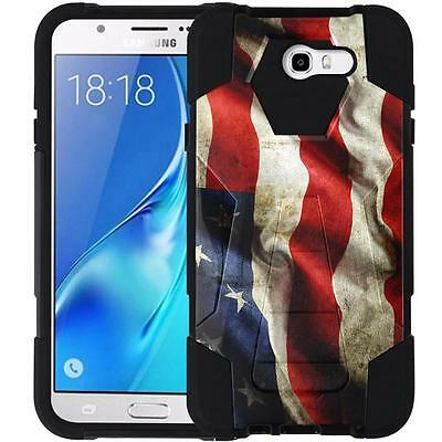 Advanced Armor Case Cover for Samsung Galaxy J7 Perx J7V 2017 Sky Pro J7 Prime