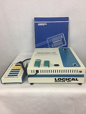 Logical Devices PROMPRO-8X MOS EE/Eprom/Micro Programmer OFFSET ASUL USER GUIDE