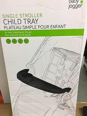 Baby Jogger Child Tray for City Select Stroller - New! Free Shipping!