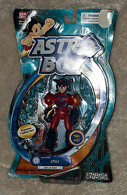 Astro Boy - Atlas Bandai Figure